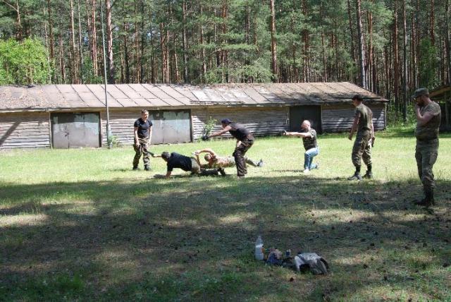 Летний лагерь - Нямянчине 2017